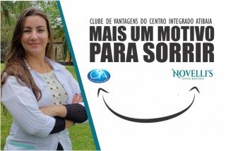 Clube de Vantagens do Centro Integrado Atibaia -  Novelli's estética e bem-estar